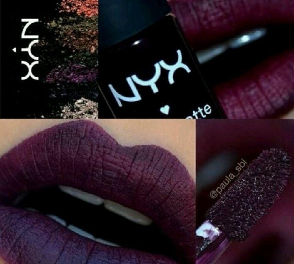 Nyx soft matte lip cream smlc transylvania (smlc21)
