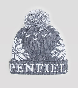 Buy  Penfield Dumont Bobble Hat - Mens Fashion Online at Size?