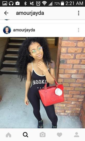 jumpsuit amourjayda black