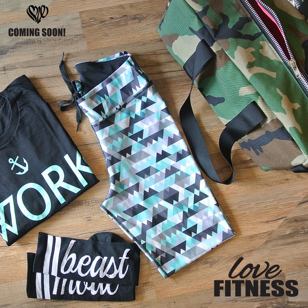 leggings bermuda fitness fitness fitness fitness fitness attire work hard neon yellow