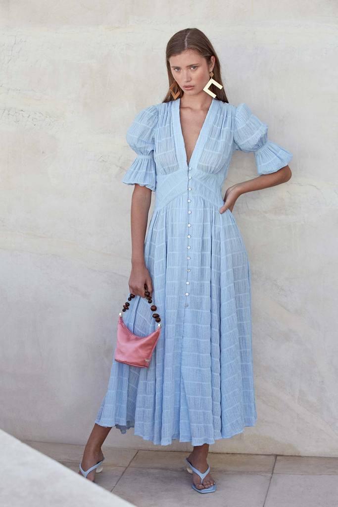 Willow Dress - Bluebell