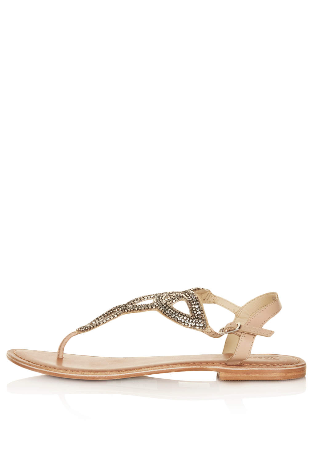 Hyde embellished sandals