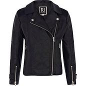 jacket,black with zip