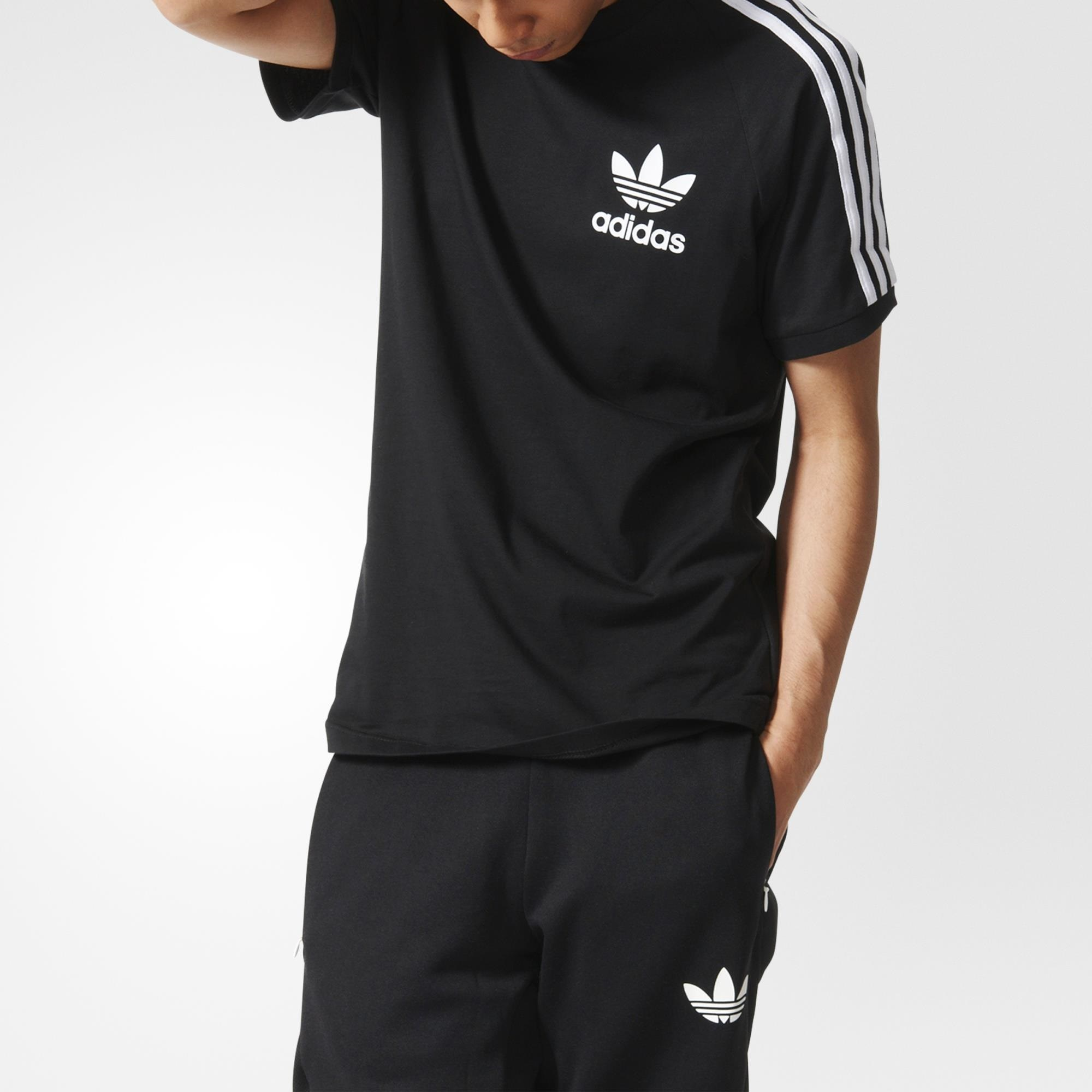 adidas Sport Essentials Tee - Black | adidas UK