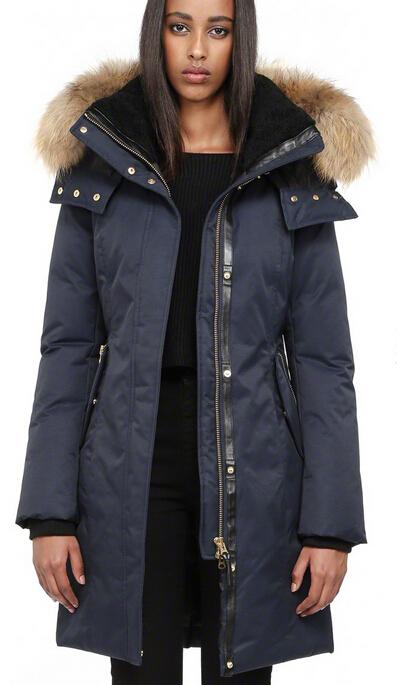 Aliexpress.com : Buy Mackage KERRY Winter Parka Down Coat long ...