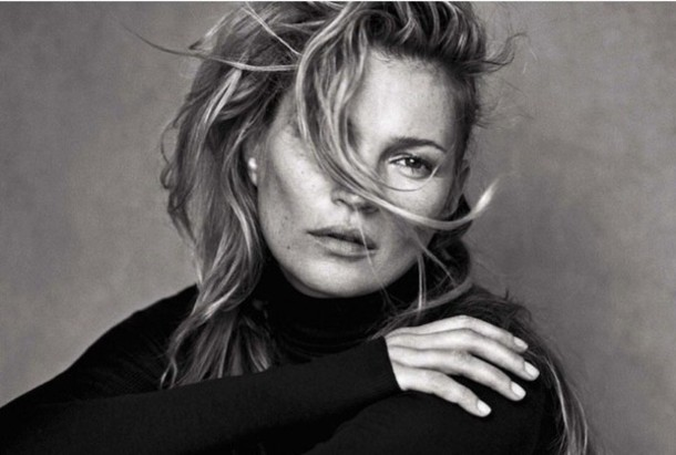 sweater kate moss model turtleneck chicityfashion