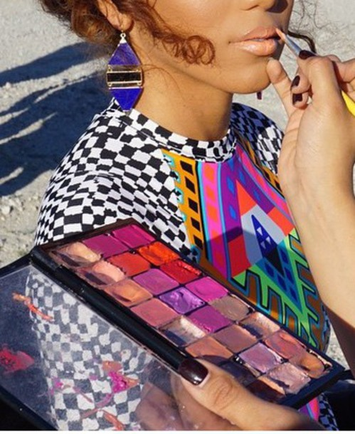 dress multicolored dress geometric