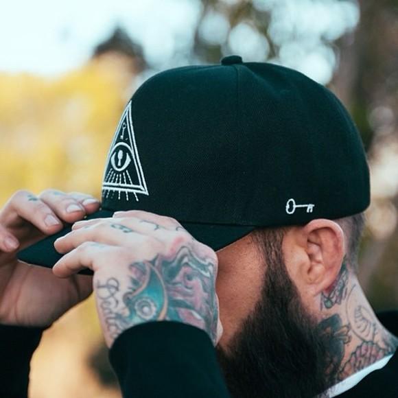 cap key illuminati