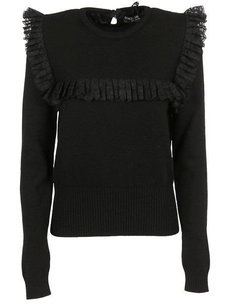 Dolce & Gabbana sweater pleated