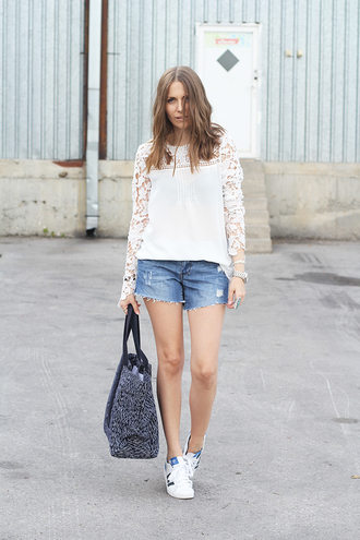 fashion and style shoes blouse bag jewels