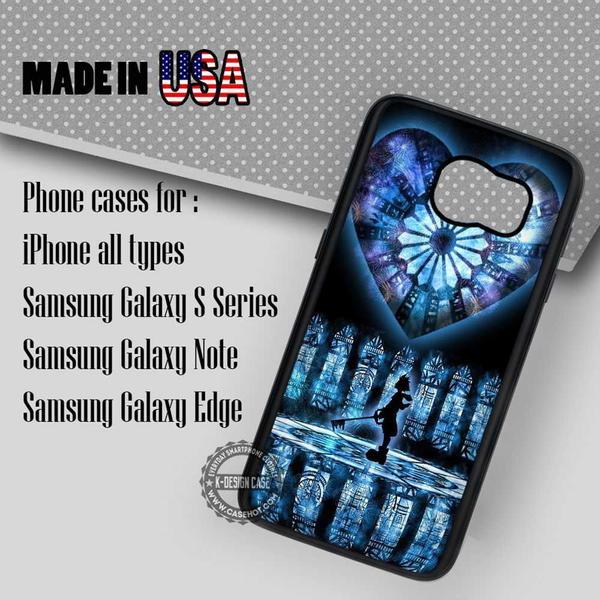 Samsung S7 Case - Sora Roxas - iPhone Case #SamsungS7Case #kingdomheart #yn