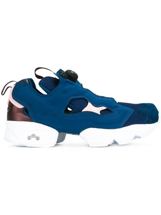 women sneakers blue suede shoes