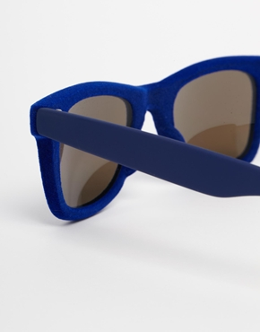 ASOS | ASOS – Velvet – Wayfarer-Sonnenbrille bei ASOS