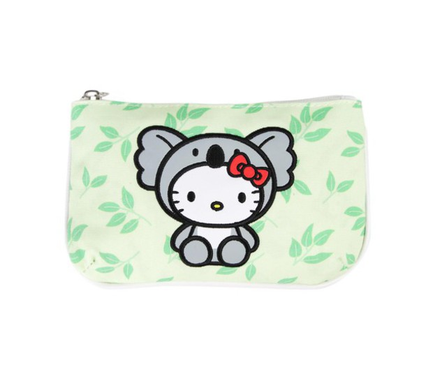 the gallery for gt hello kitty makeup bag target