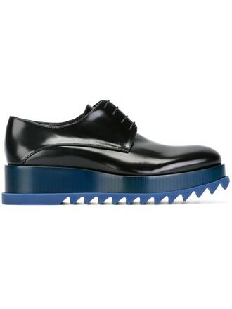 shoes lace-up shoes lace black
