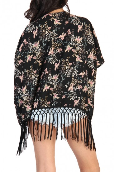LoveMelrose.com From Harry & Molly | floral cardigan