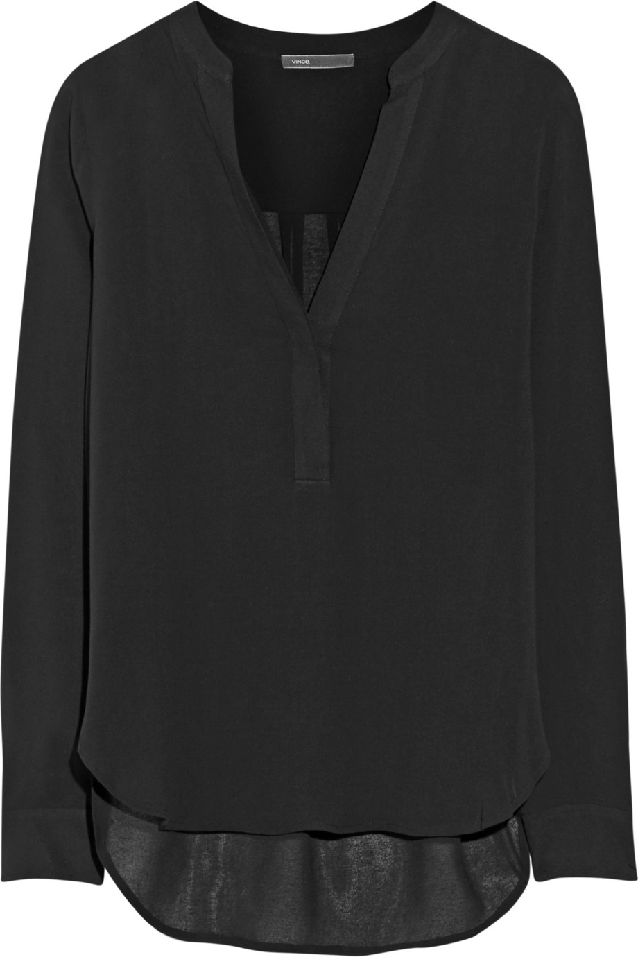 Vince Crepe blouse – 40% at THE OUTNET.COM
