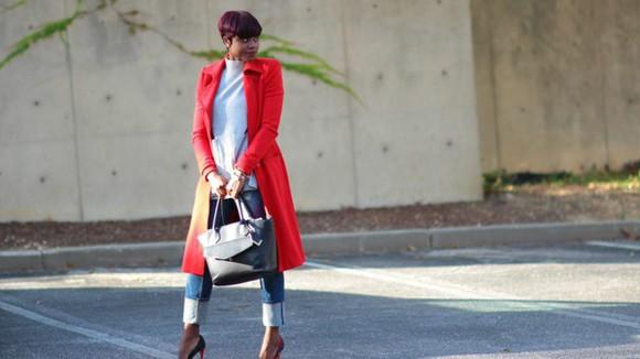 blogger jumper jeans skinny hipster high heels