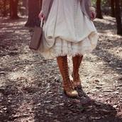 dress,white dress,mori,kawaii,skirt,vintage