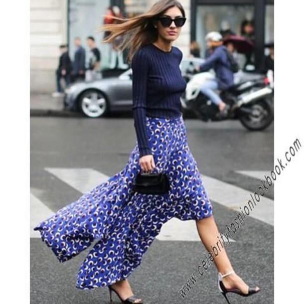 skirt celebrity fashion lookbook hi lo skirt asymmetrical fashion style trendy