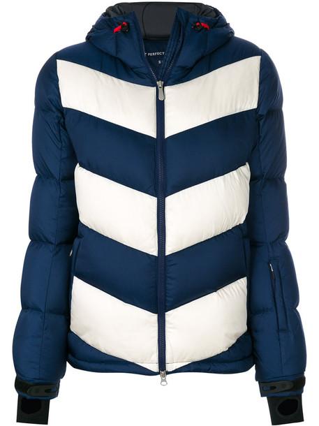 Perfect Moment jacket women blue