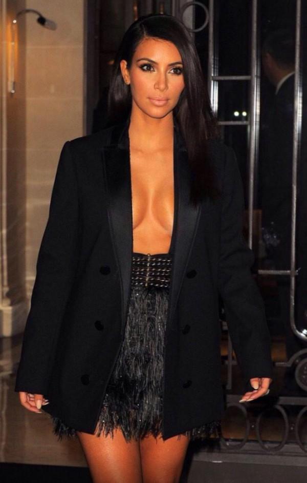 kim kardashian celebrity style