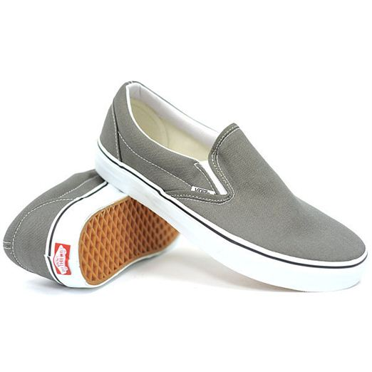 slip on mens shoes vans
