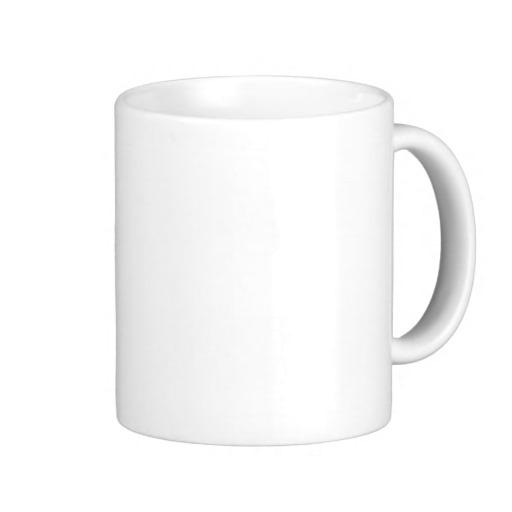 White 11 oz Classic White Mug from Zazzle.com