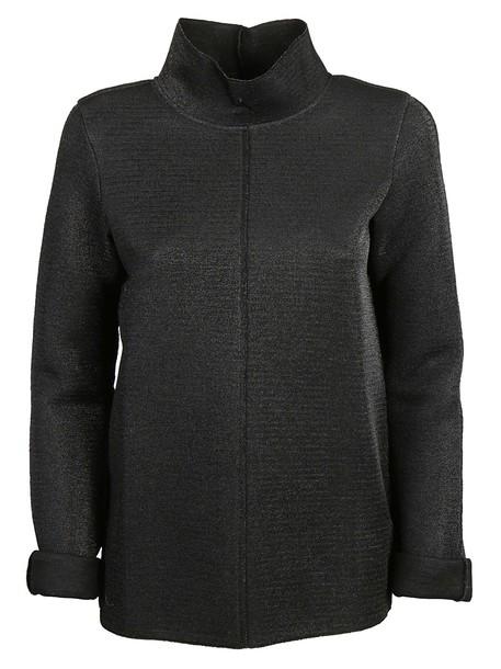 Golden goose top knit black