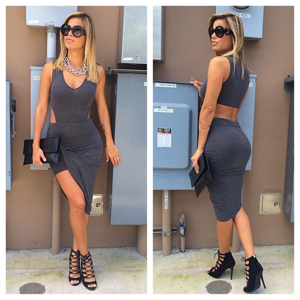 Alix Asymmetrical Dress Diva Moda Fashion Couture
