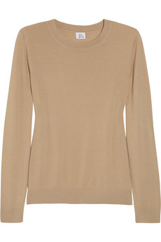 Classic cashmere sweater   Iris & Ink   60% off   THE OUTNET