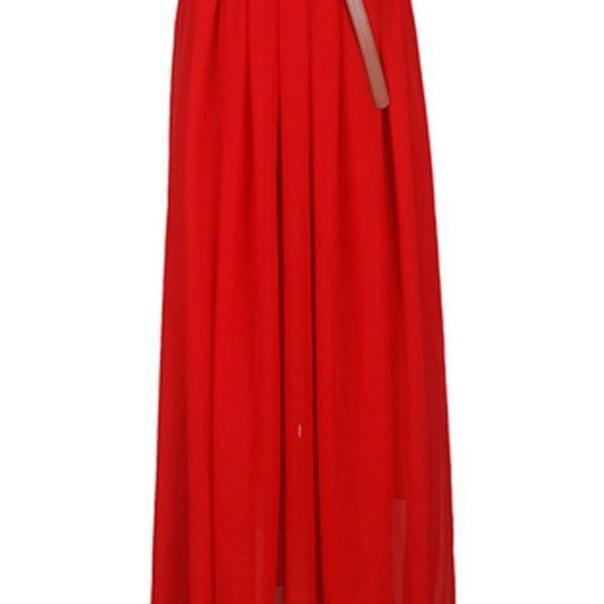 the best maxi skirt chiffon wheretoget