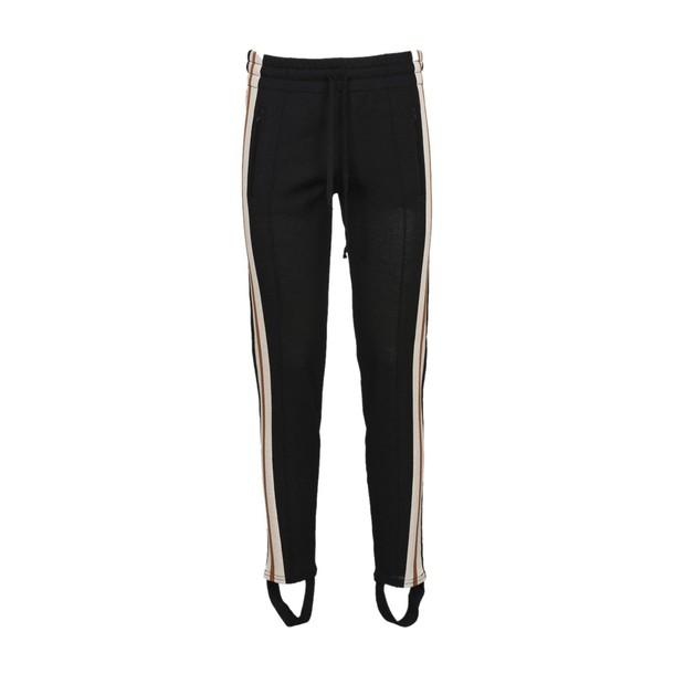 Isabel Marant etoile pants striped pants black