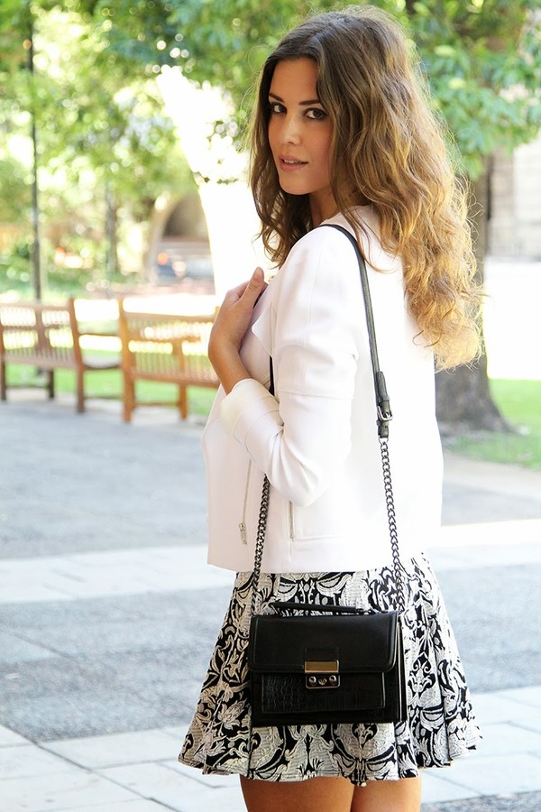 fashion container t-shirt skirt shoes bag jewels jacket