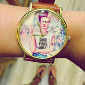 jewels,watch,handmade,style,fashion,vintage,etsy,freeforme,summer,spring,gift ideas,new,love,hot,trendy,frida kahlo,floral,flowers,good,vibes,only,crown