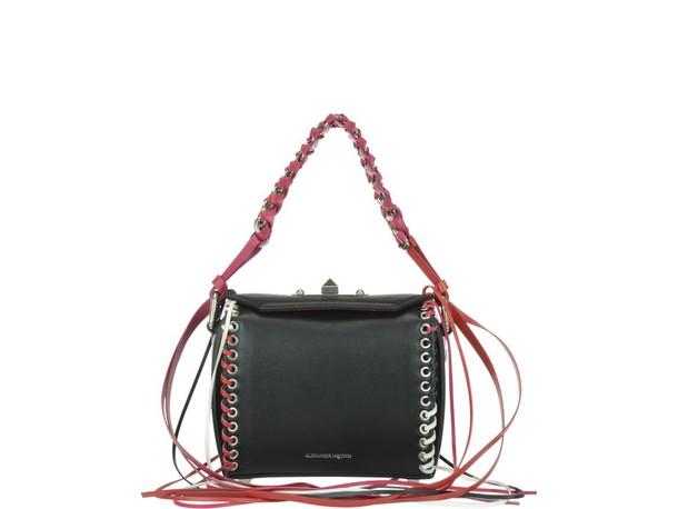 bag black multicolor