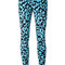 Nike tangrams printed leggings, women's, size: medium, black, cotton/spandex/elastane