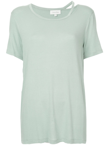 t-shirt shirt t-shirt women spandex green top