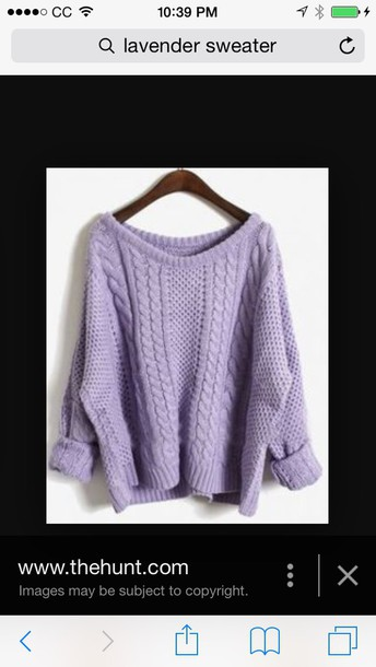 sweater fluffy pretty purple 90s style trendy trendy warm fuzzy sweater fashion swag
