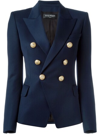 blazer blue jacket