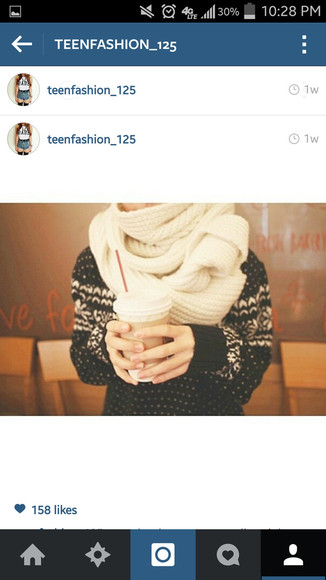 beige oversized scarf fluffy infinity scarf