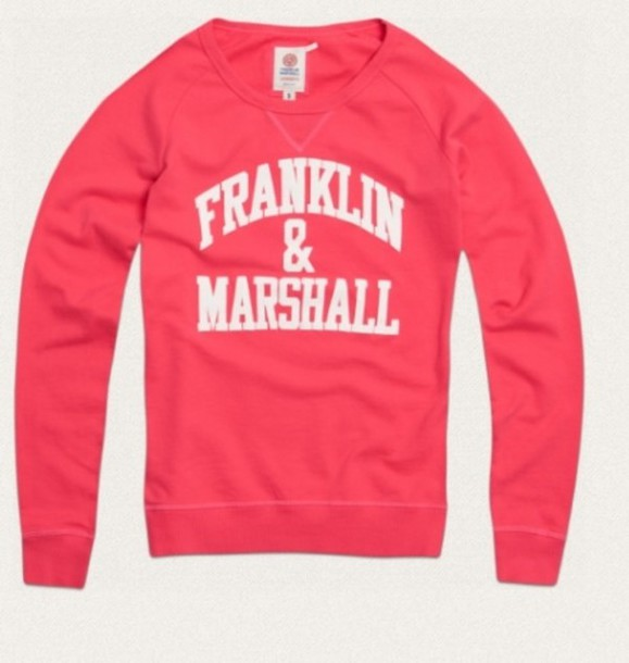 sweater franklin marshall