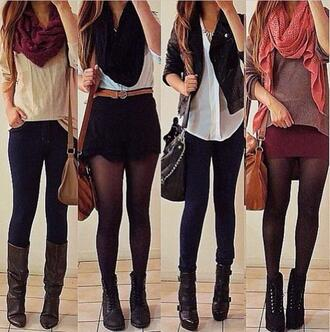 dress sweater shoes skirt jeans shirt bag belt shorts coat jacket perfecto scarf blouse top leggings cardigan pullover
