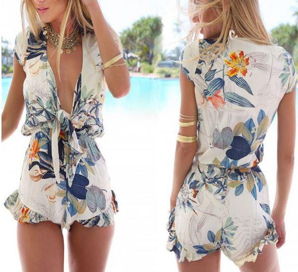Casual Hippie Love Romper – Dream Closet Couture