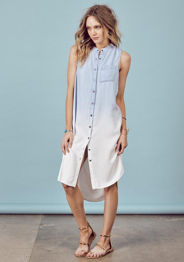 Akira Shirt Dress - LOVESTITCH