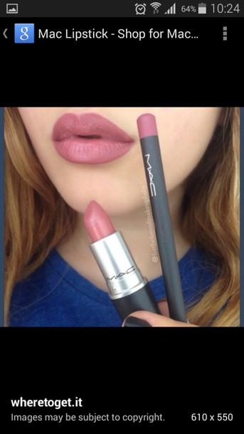 make-up mac lipstick lip liner