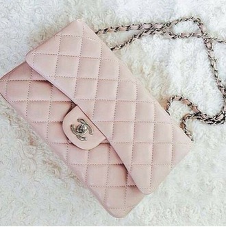 bag lightpink chanel