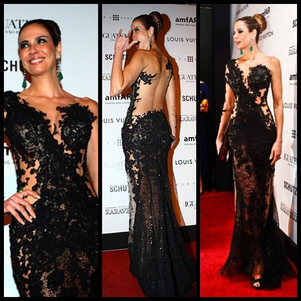 New Design Lace Appliques Black Sweetheart Sheath Side Split See Through Sheer Sexy Celebrity Dresses Evening Dress Long ls266-in Celebrity-Inspired Dresses from Apparel & Accessories on Aliexpress.com