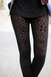 pants,black stockings,leggings,black leggings,printed leggings,black,design,see through,mesh,see through leggings,see through pants,velvet,black velvet,black velvet legging,velvet leggings