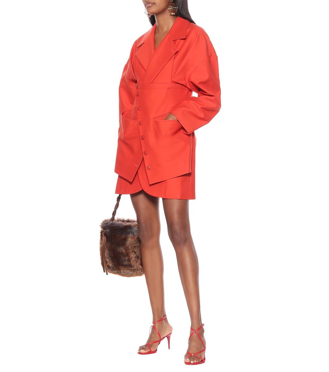 La Veste Murano cotton-blend blazer